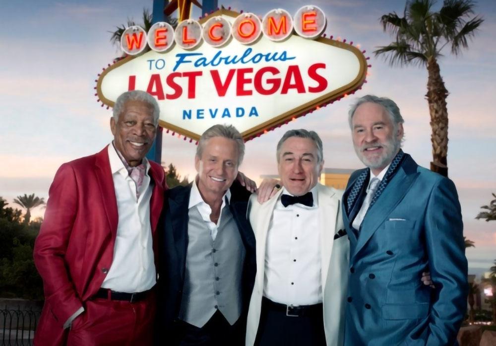 Film Judi Wajib Tonton, Last Vegas Review